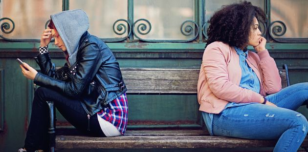 Experts share their advice on how to deal with a breakup with a