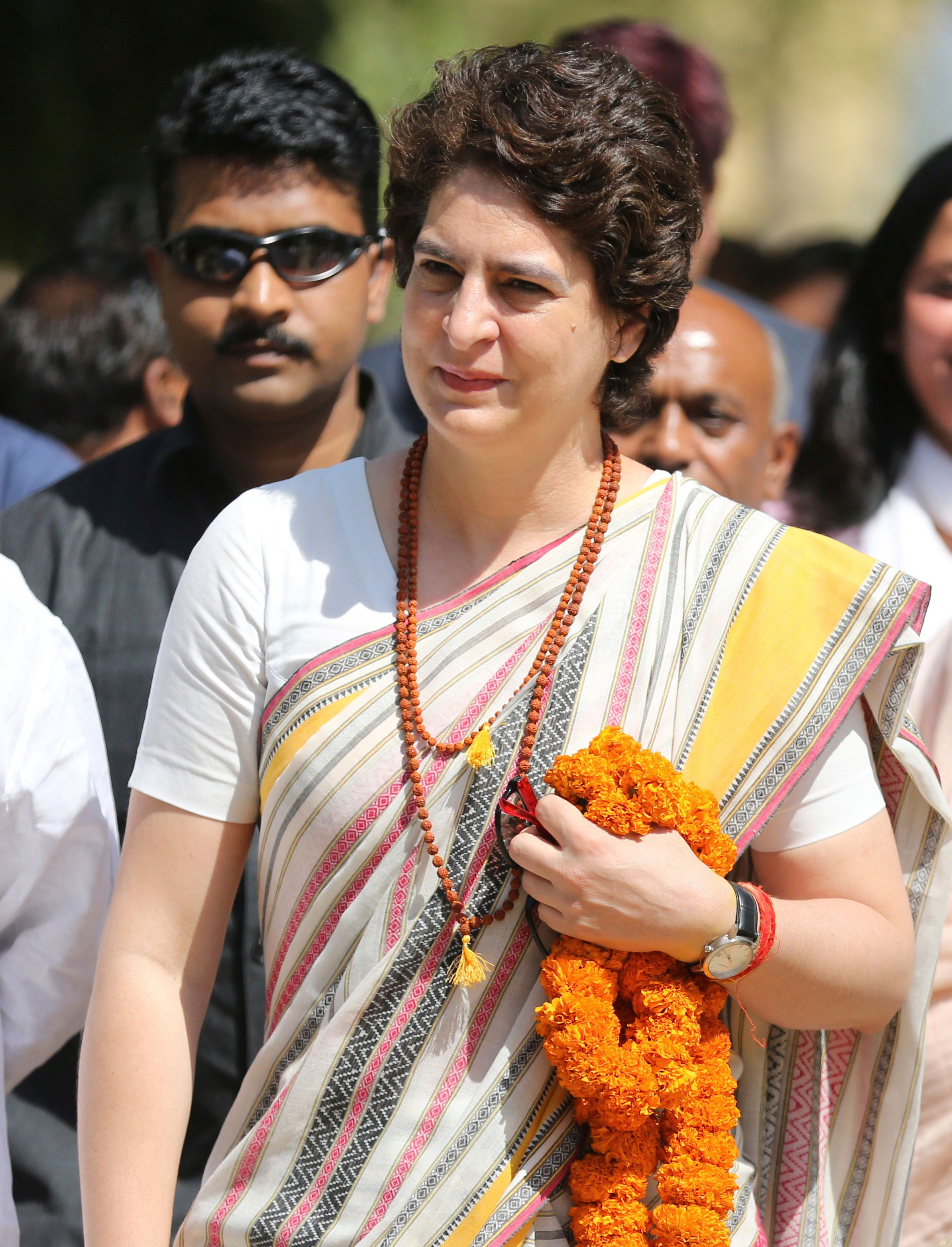 This BJP Minister Has An Opinion About Priyanka Gandhi's Nose, And It's Sexist And