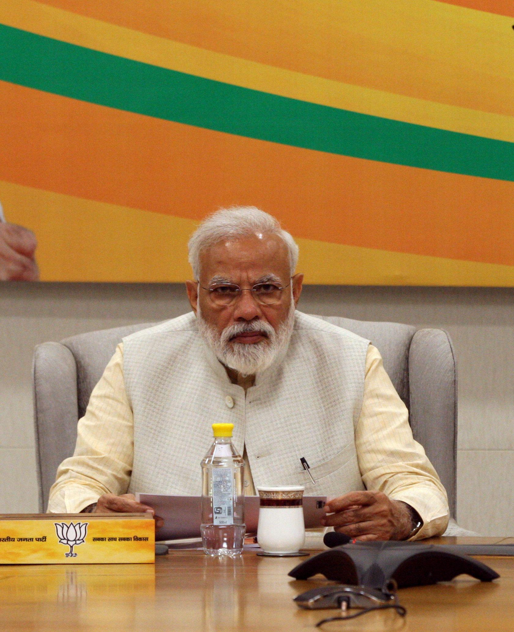 Modi Announces Success Of Mission Shakti, Declares India Space