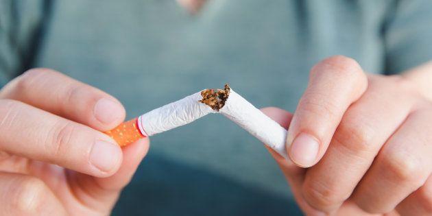 Il y a 1,6 million de fumeurs quotidiens en moins depuis 2016 en