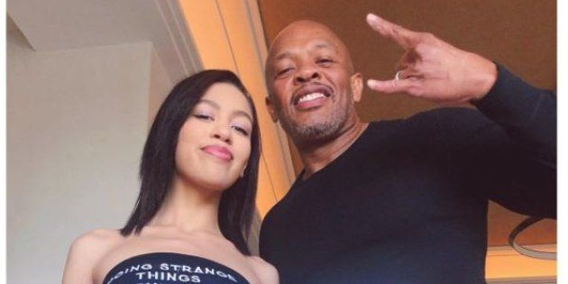 Le post Instagram de Dr. Dre pour célébrer l'admission de sa fille à l'université de South California,...