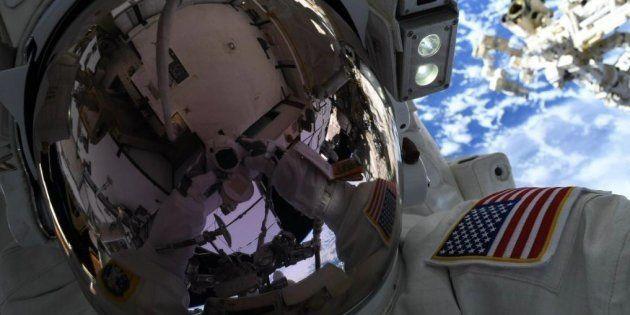 Photo accompagnant le communiqué de la NASA diffusé lundi 25
