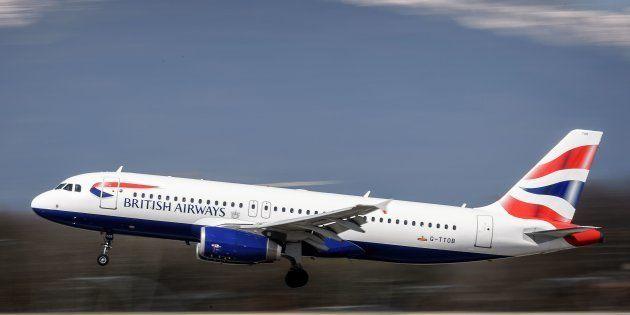 Les passagers du vol de la British Airways ont subit un retard de plus de trois heures et
