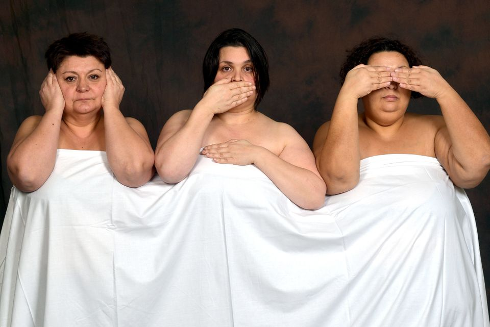 Pour que les personnes obèses ne soient plus invisibles, des portraits au