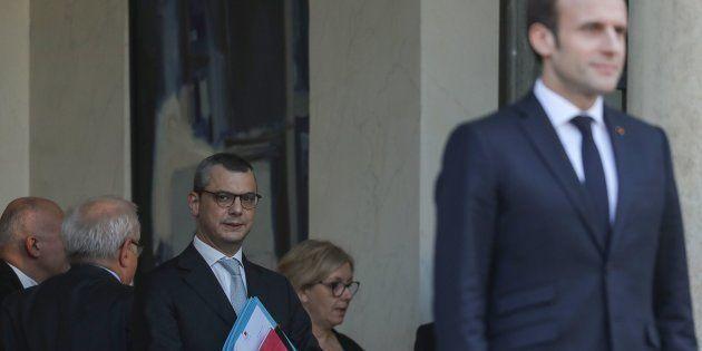 Le numéro 2 de l'Élysée, Alexis Kohler, visé par une 3e plainte d'Anticor pour conflit d'intérêt(Photo...