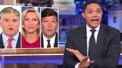 Trevor Noah Calls Out Fox News Hosts: You 'Don't Get To Say