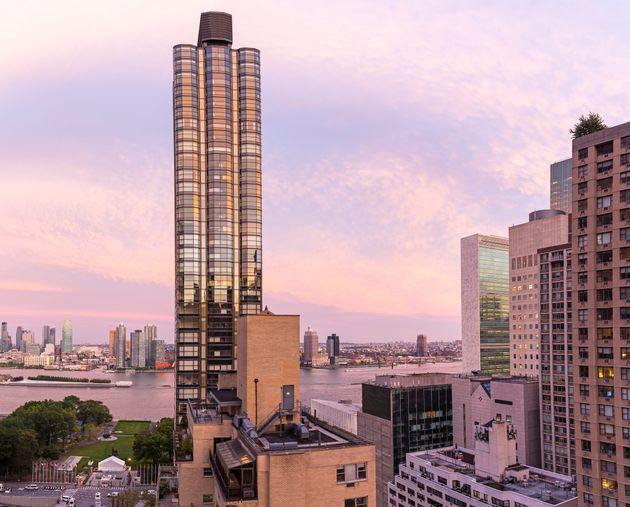 Government Buys £12 Million Manhattan Penthouse For UK Diplomat Negotiating Trade