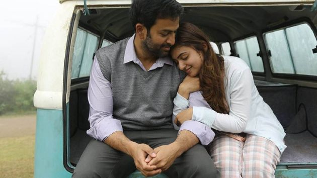 Prithviraj and Nazriya Nazim in