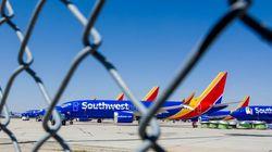Atterrissage d'urgence d'un Boeing 737 Max en convoyage vers la Californie à cause d'un problème