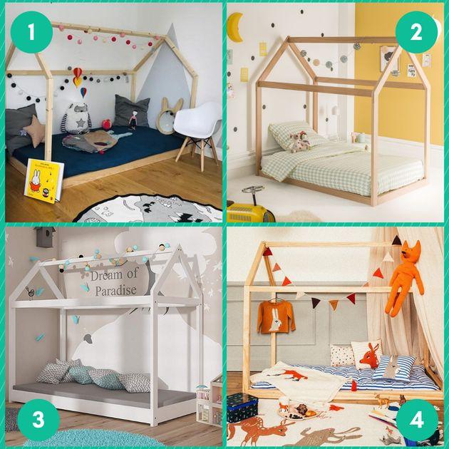Le lit maison permet-il vraiment aux enfants de devenir autonomes plus