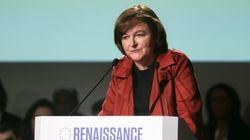Nathalie Loiseau critiquée pour avoir comparé le voile islamique au voile de mère