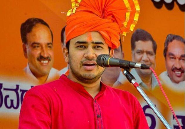 'Call Me A Bigot': BJP Candidate Tejasvi Surya's Old Tweets Reveal His Sexist, Communal