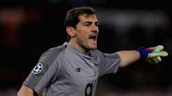 El comentario de Iker Casillas a un periodista en Twitter: