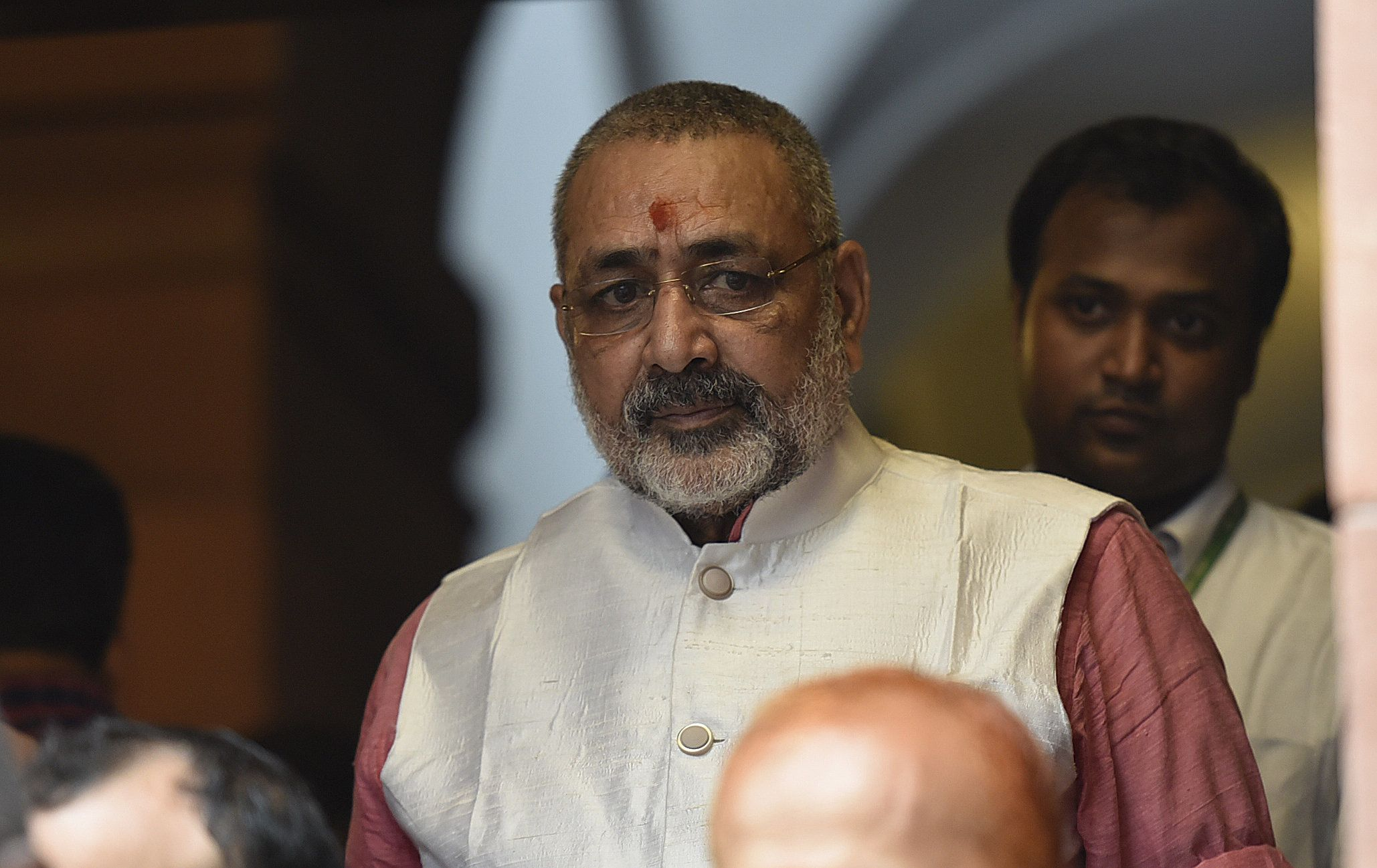 Giriraj Singh Will Contest From Begusarai, His Problems Will Be Resolved: Amit
