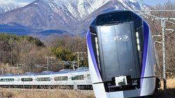 일본 기차가 선로에 사람이 뛰어들었다며 멈췄으나 사람은