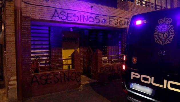 Se entrega el presunto asesino de un vecino en el barrio madrileño de