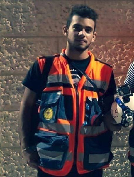 Un secouriste palestinien de 17 ans tué par des tirs israéliens dans un camp de