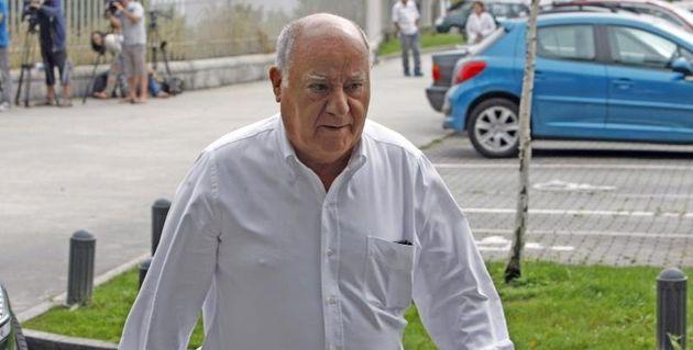 Amancio Ortega compra parte de la sede de Amazon por 655