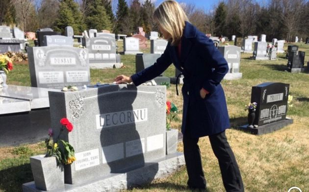 Carrieri has been working to solve her sister's homicide for