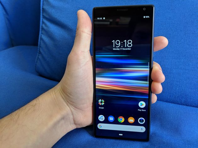 Le Sony Xperia 10 Plus est un smartphone avec de bonnes