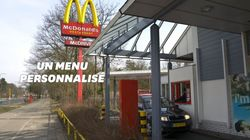 McDonald's va bientôt vous proposer des menus en fonction de la météo et de vos