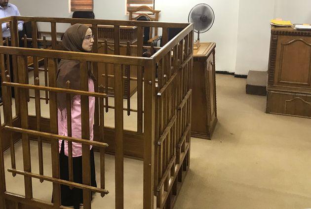 La mère de Khadija,Djamila Boutoutaou, a été condamnée par un tribunal...