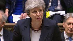 May ofrece dimitir a cambio de que el Parlamento apruebe su plan para el