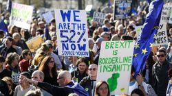 Le gouvernement rejette la pétition pour rester dans l'UE signée par 6 millions de
