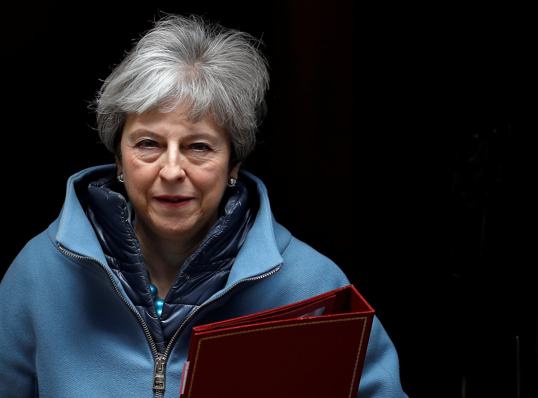 Theresa May annonce qu'elle démissionnera si le Parlement approuve son accord sur le