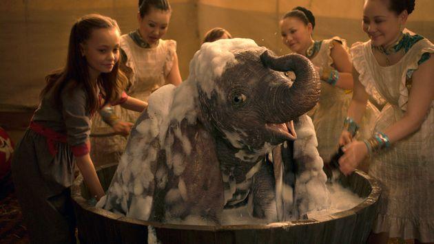 Dumbo Reviews: Tim Burton's Remake Has Left Critics