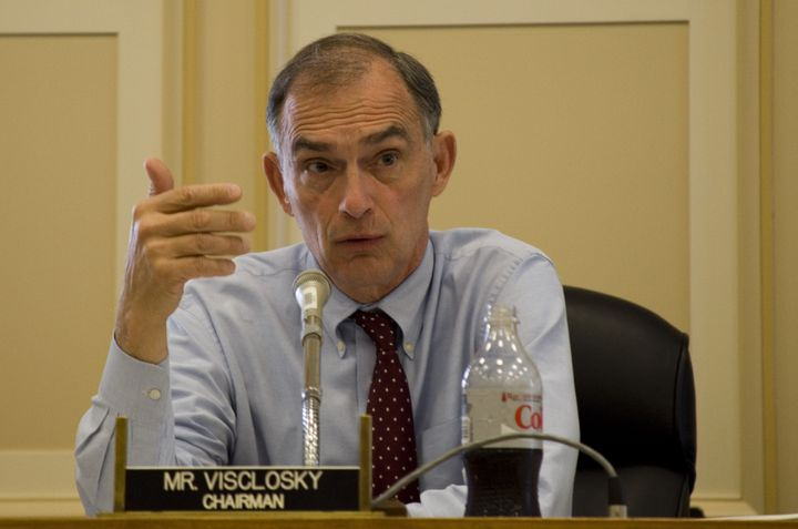 Hi Pentagon. You probably shouldn't piss off Rep. Peter Visclosky (D-Ind.), the chairman of the subcommittee that funds your