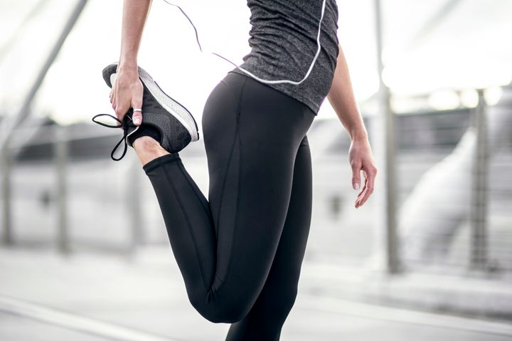 Stretchy pants: Not just for working out!