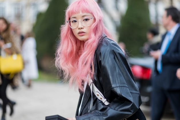 Pastel and candy-colored hair shades are super-popular, but they're not the easiest to