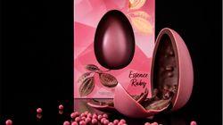 Kopenhagen lança ovo de Páscoa feito de chocolate