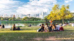 Parque Ibirapuera, em SP, terá plantão psicológico aberto ao