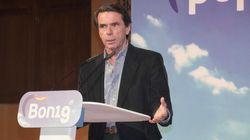 Aznar abronca a Abascal: