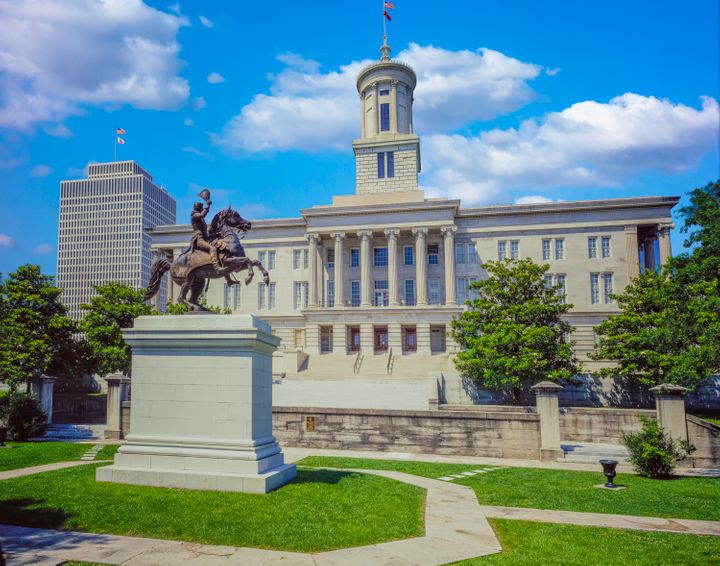 Six anti-LGBTQ bills have been introduced in the Tennessee legislature this year.