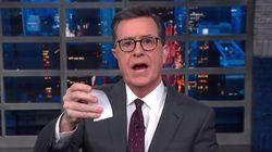 Colbert Reveals The Mueller Report's Surprising Effect On Trump's