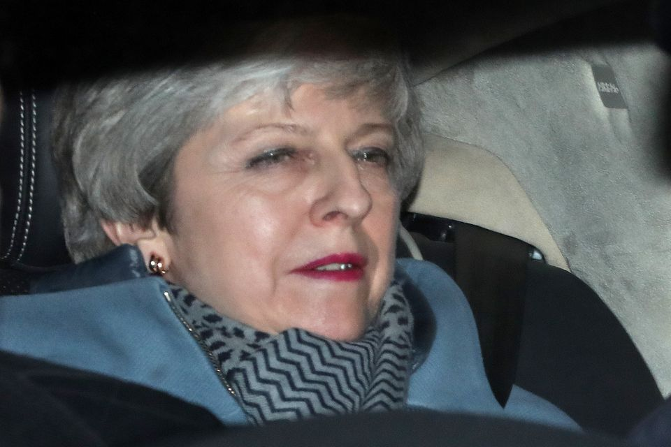 How Theresa May Finally Set Her Resignation Timetable To Get Brexit 'Over The