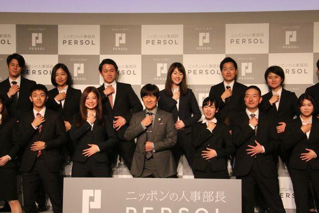 3月27日のイベントに参加する内村さん