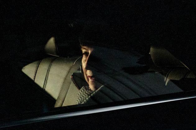 테레사 메이 총리의 시대는 거의 저물고 있다.