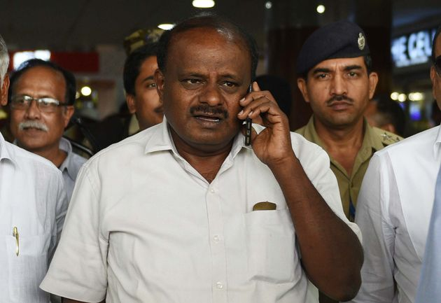 PM Modi's 'Real Surgical Strike': Kumaraswamy On IT Raid At Karnataka Minister's