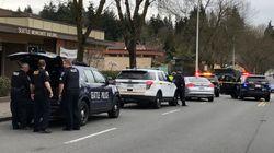 Ενοπλη επίθεση με 2 νεκρούς την ώρα της μεγάλης κίνησης στο