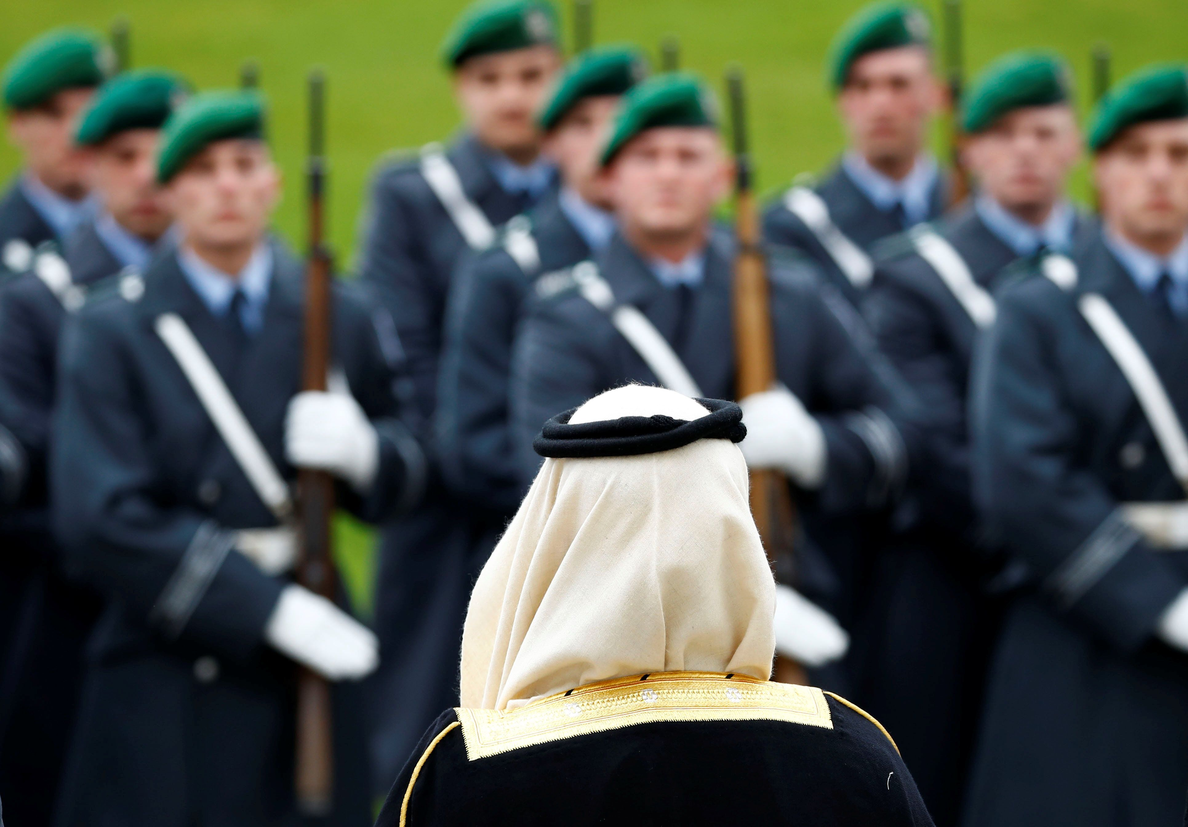 Γερμανία: Κυβερνητικές τριβές με φόντο τις πωλήσεις όπλων στη Σαουδική