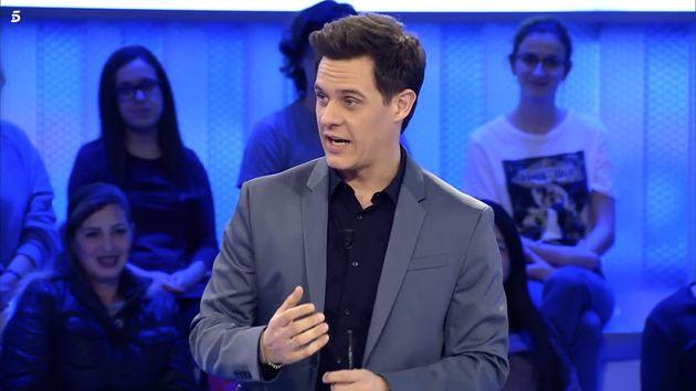 Las palabras de Christian Gálvez y Jero en 'Pasapalabra' (Telecinco) para despedir a una de las concursantes...
