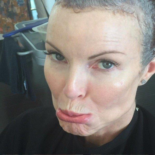 肛門がんは「恥ずかしくない」。デスパレートな妻たちのマーシャ・クロス、がんの経験をオープンに語る