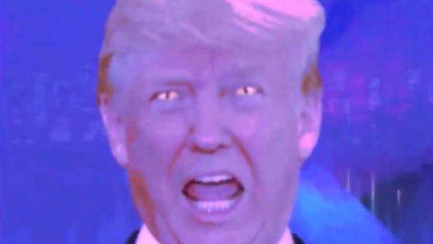 Manimal Trump