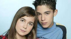La foto nunca vista de Guille y Teté de 'Los Serrano'
