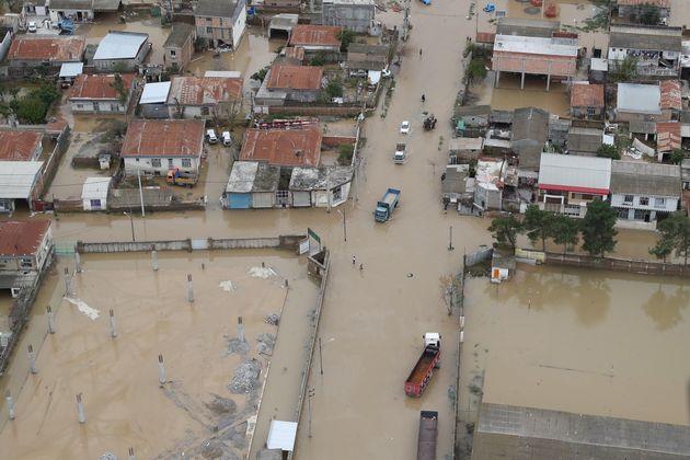 Ιραν: Φονικές πλημμύρες με περισσότερους από 40