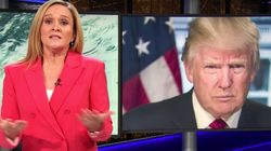 Samantha Bee Stands Up For TV Producers With Scathing Message For Trump